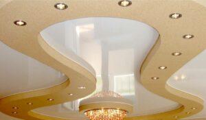 ГАТЧИНА - Натяжные потолки